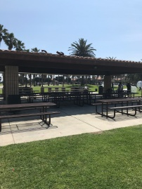 New this Year! The VIP Picnic section is perfect for corporate, non-profit or private groups who wish to celebrate a special occasion during the Oxnard Jazz Festival. The large-scale picnic area comes with 50 general admission tickets and includes the following: Beverages (water & soda for 50 guests) (1) Designated media wall (2) Branded banners w/logo of your choice at each entrance Access to Vendor Marketplace 50 Jazz Fest Program Guide Catered lunch will be provided by Conejo Valley Catering. A chef will be available to cook for your organization up to 50 burgers and 50 hot dogs with all of the fixings (Limit 2 hours grilling time at no charge).